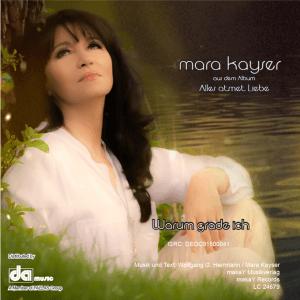 Cover zur Single 'Warum grade ich'