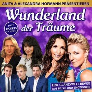 Tour Wunderland der Träume 2020