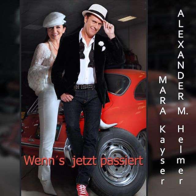 Cover 'Wenn's jetzt passiert' (Duett)