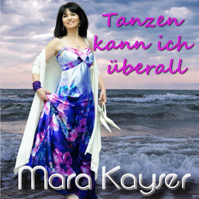 Cover 'Tanzen kann ich überall'